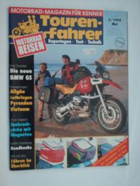 Touren-Farher Tijdschrift 1994 NR 05 Mei #1 Duits