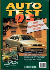 Autotest   Jaarboek 1995 #1 Nederlands