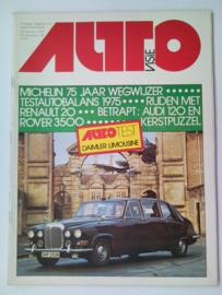 Autovisie   Tijdschrift 1975 NR 26 #1 Nederlands