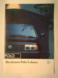 Volkswagen Polo  Brochure 90 #3 Nederlands