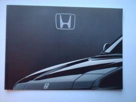 Honda Programma  Brochure 89 #2 Nederlands