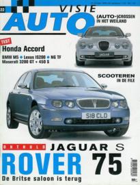 Autovisie   Tijdschrift 1998 NR 22 #1 Nederlands