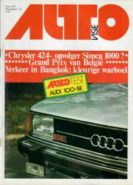Autovisie Tijdschrift 1977 NR 13 #1 Nederlands