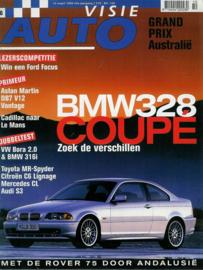1999 Autovisie NR 06 tijdschrift