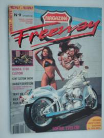 Freeway Tijdschrift 1992 Nr 09 #1 Nederlands