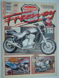 Freeway Tijdschrift 1995 Nr 13 #1 Nederlands
