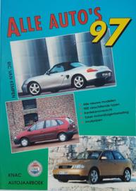 Alle Auto's   Jaarboek 1997 #1 Nederlands