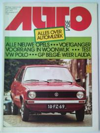 Autovisie   Tijdschrift 1975 NR 12 #1 Nederlands
