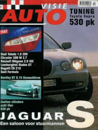 1999 Autovisie NR 07 tijdschrift