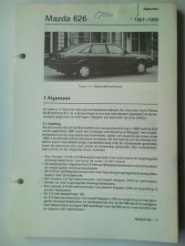 Mazda 626  Vraagbaak ATH 87-89 #1 Nederlands