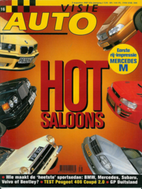 Autovisie   Tijdschrift 1997 NR 16 #1 Nederlands