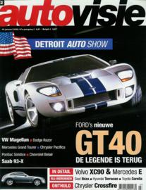 Autovisie   Tijdschrift 2002 NR 02 #1 Nederlands