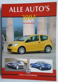 Alle Auto's   Jaarboek 2004 #1 Nederlands