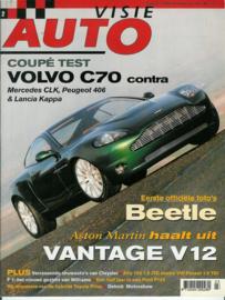 Autovisie   Tijdschrift 1998 NR 02 #1 Nederlands