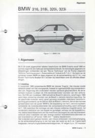 BMW 3 serie  Vraagbaak ATH 82 #1 Nederlands