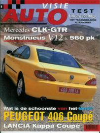 Autovisie   Tijdschrift 1997 NR 08 #1 Nederlands