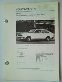 Volkswagen Passat  Vraagbaak ATH 73-75 #2 Nederlands