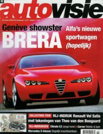 Autovisie   Tijdschrift 2002 NR 06 #1 Nederlands