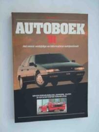 Autoboek   Jaarboek 1991 #4 Nederlands