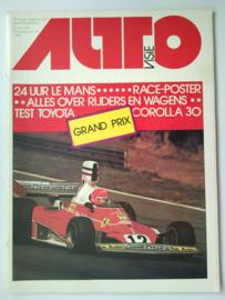 Autovisie   Tijdschrift 1975 NR 13 #1 Nederlands