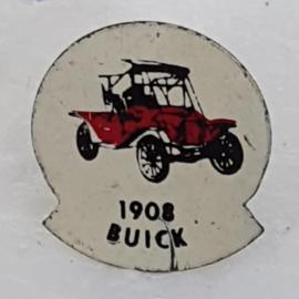 SP0310 Speldje 1908 Buick [rood]