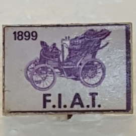 SP0221 Speldje Fiat 1899