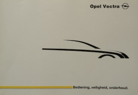Opel Vectra C  Instructieboekje 2002 -02 #1 Nederlands
