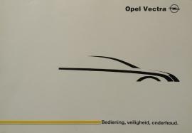 Opel Vectra C  Instructieboekje 2002 -02 #1 Nederlands