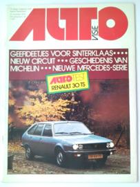 Autovisie   Tijdschrift 1975 NR 24 #1 Nederlands