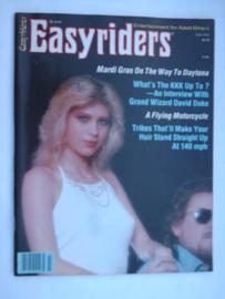 Easyriders Tijdschrift 1980 NR 085 #1 Engels