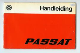 Volkswagen Passat  Instructieboekje 76 #1 Nederlands