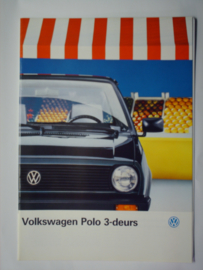Volkswagen Polo  Brochure 89 #3 Nederlands