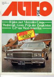 Autovisie Tijdschrift 1977 NR 08 #1 Nederlands