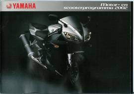Yamaha Motor en Scooter programma Alle Brochure .02 #1 Nederlands