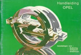 Opel Kadett Ascona Manta Rekord