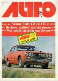 Autovisie Tijdschrift 1977 NR 07 #1 Nederlands
