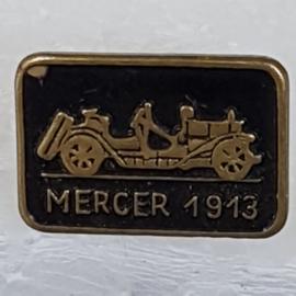 SP0317 Speldje Mercer 1913 [zwart]