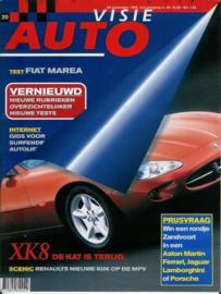 1996 Autovisie NR 20 tijdschrift