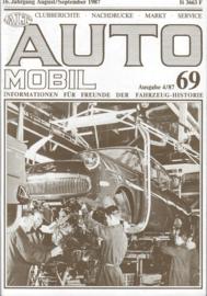 Alt-Auto Mobil 69     1979 #1 Duits