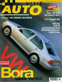Autovisie   Tijdschrift 1998 NR 20 #1 Nederlands