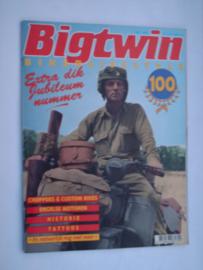 Bigtwin Tijdschrift 1995 NR 100 #1 Engels
