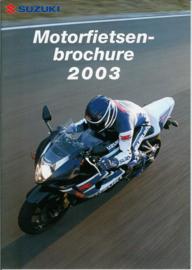 Suzuki Motoren Alle Brochure .03 #1 Nederlands