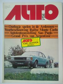 Autovisie Tijdschrift 1977 NR 02 #1 Nederlands