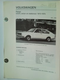Volkswagen Passat  Vraagbaak ATH 73-75 #1 Nederlands
