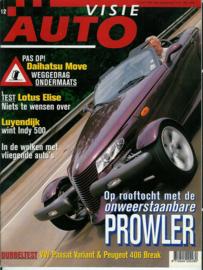 Autovisie   Tijdschrift 1997 NR 12 #1 Nederlands