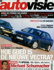 Autovisie   Tijdschrift 2002 NR 05 #1 Nederlands