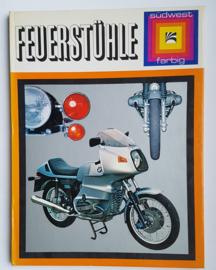 Feuerstuhle    Overige 71 #1 Duits