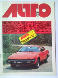 Autovisie Tijdschrift 1976 NR 15 #1 Nederlands