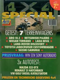 Auto kampioen   Jaarboek 1990 #1 Nederlands