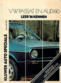 Audi 80  Leer 'm kennen 70-77 #1 Nederlands